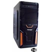 Computador Cpu Gamer Intel Wifi Ótimo Desempenho Geforce