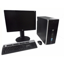 Computador Core 2 Duo,4gb Ddr3,hd 320 Monitor 19 Lcd Wifi