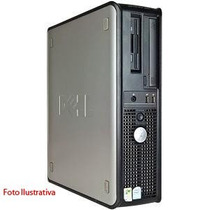 Computador Dell Optiplex 320, 2gb Ram, 80gb Hd