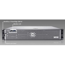 Dell Poweredge 2950 Iii Xeon Quad - 2 X Sas 300gb - 16gb Fb