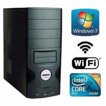 Cpu Intel Core 2 Duo Wi-fi Novo Garantia De 1 Ano