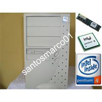 Computador Cpu Asus Placa Mae P4s533-e 1gb