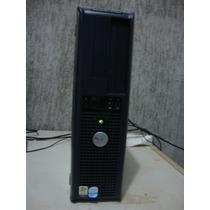 Cpu Dell Optiplex Gx620, Intel Pentium D 2.8, Hd 80,1gb Ram