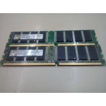 Memoria Kingston 1gb Ddr1 400 Pra Desktop Frete Grátis