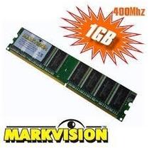 Memoria Markvision Ddr400 1gb Original Semi Nova