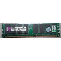 Kit Com 5 Pente De Memoria Ddr1 1 Gigabyte 400mhz Para Pc