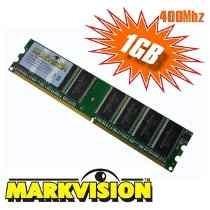 Módulo Memória Markvision Ddr 400 Pc 3200 1gb - Frete Grátis
