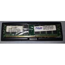 Memória Ram Ddr1 512 Mb 400 Mhz