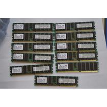 Memoria Servidor 512mb Pc2100r 266mhz Ecc Hp Xw6000 Dl380 G3