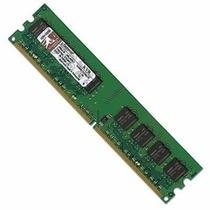 Memória Kingston 1gb Ddr2 800mhz Para Desktop Kvr800d2n6/1g