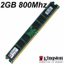 Memoria Pc Ddr2 2g/800 Pc6400 Kingston