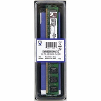 Memória Kingston Ddr2 2gb 800mhz Pc2-6400 1.8v Lacrada