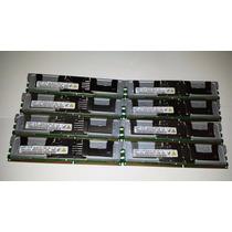 Kit 32gb (8x4gb) Ddr2 Fb-dimm Pc5300 Ecc Servidor Ou Mac Pro