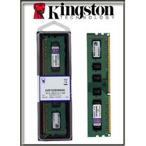 Memória Kingston 8gb Ddr3 1333mhz Pc10666 Kvr1333d3n9/8g