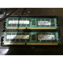 Memória 8 Gb Ddr3 Ecc P/n:500205-071 Servidor Hp 10600r 2rx4