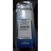 8gb Kit (4gbx2) Servidor Ddr3 Pc3-8500 Ecc Ct2kit51272ba1067