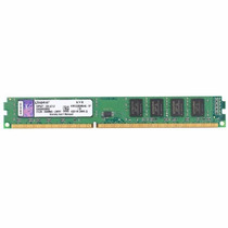 Memória 4gb 1333mhz Kingston Pc3-10600 240-pi Kvr1333d3n9/4g