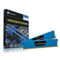 Memoria Desktop Gamer Ddr3 Corsair 8gb Kit (2x4gb) 1600mhz