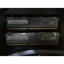 Memória Hynix 8 Gb Ddr3 Ecc Reg P/n:500205-071 Servidor Hp!.