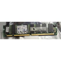 Memoria Ram Nec 256mb Pc100 Pc Dimm 16x8