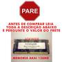 Memoria Expansao 128mb Exm128 P/ Sampler Akai Mpc