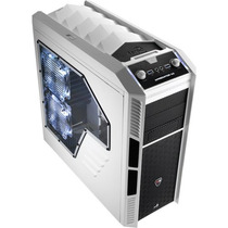 Gabinete Gamer Aerocool Atx Xpredator X3 En57110 Branco