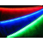 Super Barra 36 Led Neon Fácil Instalar 12v Pc Carro 5 Cores