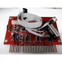 Placa Jamma Plus + Sistema Multijogos Win98se Arcade