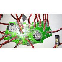 Placa Controle Xbox 360/ Pc Já Soldada + Kit Arcade P Montar