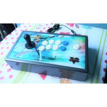 Controle Fliperama Xbox 360 Pc Arcade Fun