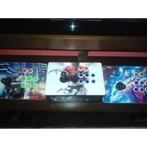 Controle Arcade 4 Em 1 Para Pc, Play 1, Play 2 E Play 3