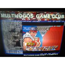 Kit Multijogos Xp Arcade Frete Grátis ( Game Club )