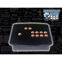 Gabinete Controle Arcade 1 Jogador 100% Mdf