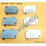 Micro Chaves Microondas Diversas Marcas 6 Peças