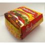 Embalagem , Caixa Para Hambúrguer , Lanchonete(500 Unid)