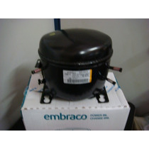 Motor Para Geladeira Compressor Embraco Egas80hlr 1/4+novo