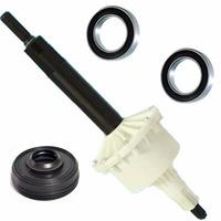 Kit Mecanismo Rolamentos Retentor Lavadora Ge 10/11/12/13kg