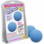 Dryer Balls Bolas De Secagem Para Roupas Frete Grátis !!