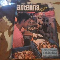 Revista Antenna Dezembro 1973 Sintonizador Fm Frete R$6,00