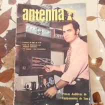 Revista Antenna Outubro 1972 Hi Fi 10 Watts Frete $6