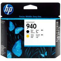 Cabeça De Impressão Hp 940 - Preto E Amarelo C4900a