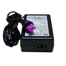 Fonte P Impressora Hp Deskjet F2050 Plug Roxo + Cabo Energia