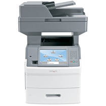 Impressora Lexmark Multifuncional X656de Duplex, Rede, Usb