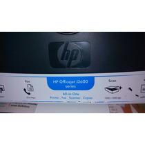 Tampa Frontal Hp Officejet J3600 / J3680