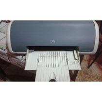 Impressora Hp Deskjet 3745 ( Com Defeito )
