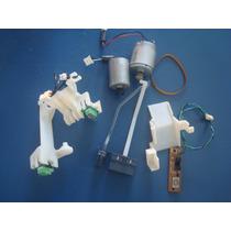 Kit De Motor Com Sensores ,e Botões Hp Deskjet 3650