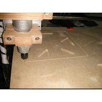 Mesa Para Impressora 3d Reprap Prusa Outras Em Mdf 6mm