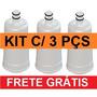 3 Refil Filtro Purificador De Água Esmaltec - Acqua7 Puragua