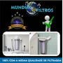 Filtro De Água Para Máquina De Lavar Roupa Incluso Refil