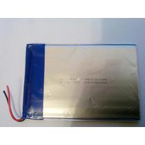 Bateria 3.7v 3000 Mah Tablet Tectoy,genesis ,dl,multilaser